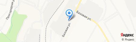 Втормет-Актив на карте Альметьевска