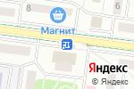Схема проезда до компании Пиролаин в Альметьевске