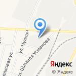 Нефтеавтоматика на карте Альметьевска