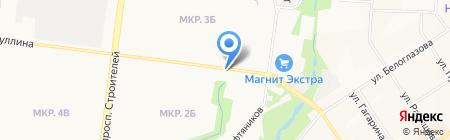 Большой праздник на карте Альметьевска