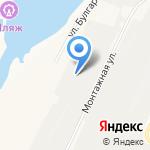Магазин автозапчастей на карте Альметьевска