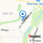 Альметьевский сервисный центр на карте Альметьевска