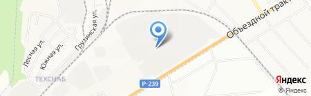 Строй-База ТЗБ на карте Альметьевска