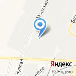 ПромИнвестСервис на карте Альметьевска