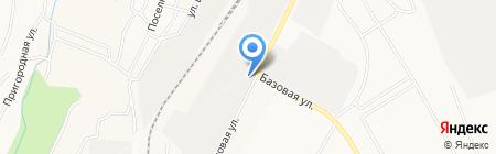 ТЕХНООИЛ-СЕРВИС на карте Альметьевска