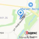 TechnoPoint на карте Альметьевска