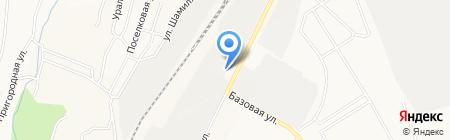 ГЛАВНЕФТЕГАЗСНАБ на карте Альметьевска