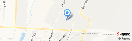 Смайл-авто на карте Альметьевска