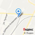 Интерметтрейд на карте Альметьевска