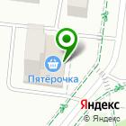 Местоположение компании Пятёрочка+