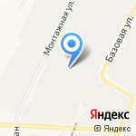 Автокомплекс на карте Альметьевска