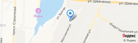 ЭДЕМ на карте Альметьевска