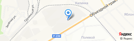 Дом и Сад на карте Альметьевска
