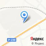 Чебоксарская ярмарка на карте Альметьевска