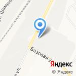 Лукойл на карте Альметьевска