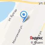 Мастер шин на карте Альметьевска