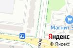 Схема проезда до компании Магазин колбасной и мясной продукции в Альметьевске