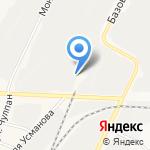 СтройСпецТранспорт на карте Альметьевска