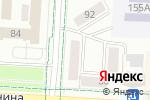 Схема проезда до компании Колобок в Альметьевске