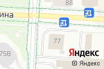 Схема проезда до компании АБ Девон-кредит, ПАО в Альметьевске