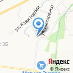 Бар Барыч на карте Альметьевска