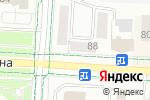 Схема проезда до компании Носкофф в Альметьевске