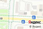 Схема проезда до компании Май в Альметьевске