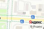 Схема проезда до компании Московский ювелирный завод в Альметьевске