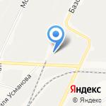 Раздолье на карте Альметьевска
