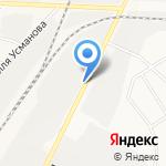 Техностройкомплект на карте Альметьевска