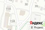 Схема проезда до компании АСТ116 в Альметьевске