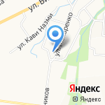 Авто Модуль на карте Альметьевска