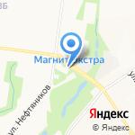 ТНГК-Развитие на карте Альметьевска