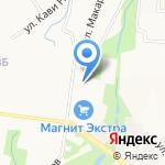 ТК-АЛЬМЕТЬЕВСК на карте Альметьевска