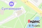 Схема проезда до компании Управление культуры в Альметьевске