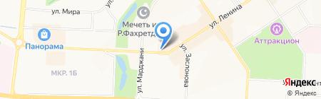 Creative на карте Альметьевска