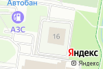Схема проезда до компании Дом Каратэ в Альметьевске