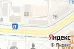 Схема проезда до компании Конкор-Оптика в Альметьевске