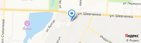 Триал+ на карте Альметьевска