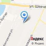 Строительный двор на карте Альметьевска