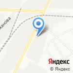UFA OIL на карте Альметьевска