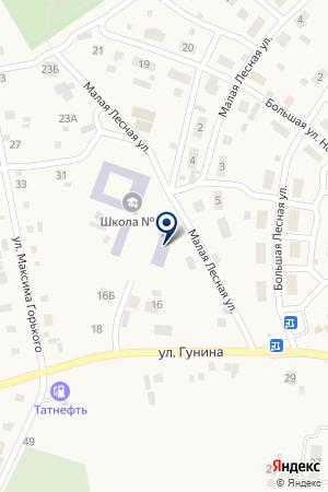 ПРОФЕССИОНАЛЬНОЕ УЧИЛИЩЕ № 122 на карте Менделеевска