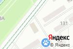 Схема проезда до компании Юго-Восточный территориальный отдел Приволжского Управления Ростехнадзора в Альметьевске