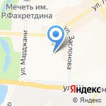Город Эксперт на карте Альметьевска