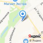 Безопасность на карте Альметьевска