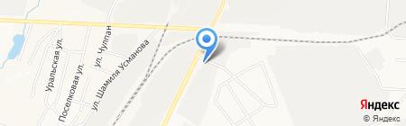 АвтоШик на карте Альметьевска
