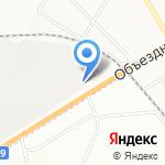 Столовая №2 на карте Альметьевска