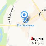 ЯРКО на карте Альметьевска