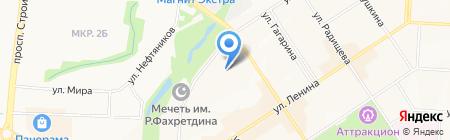 Свой доктор на карте Альметьевска