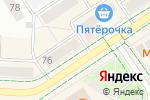Схема проезда до компании Фотомаг в Альметьевске